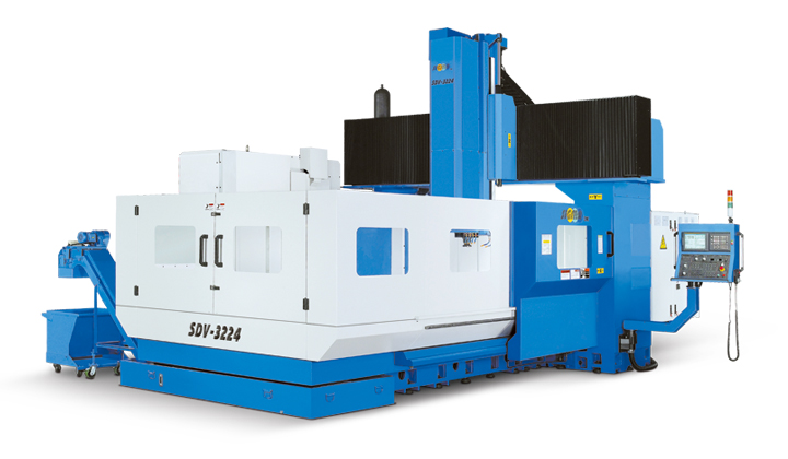 CNC Double Column Machining Center - SDV series / SDV-4234 / SDV-5234 / SDV-6234