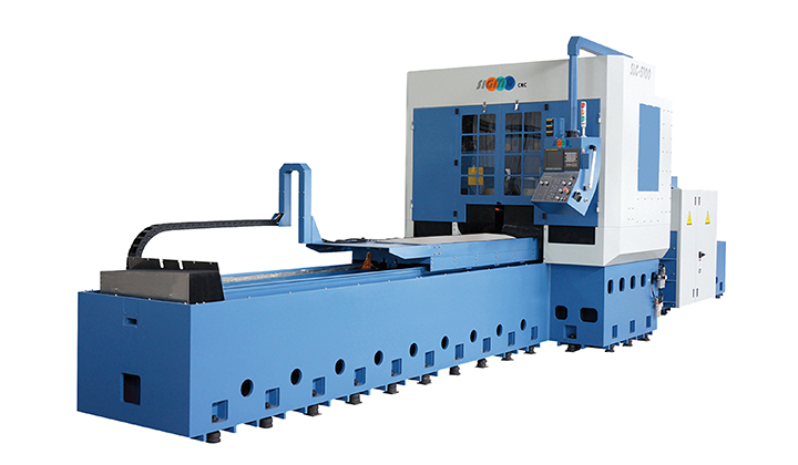 CNC High Precision Grinding Machine - SLG series / SLG-2HS / SLG-3HS