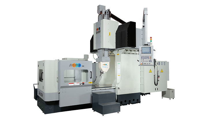 CNC Double Column Machining Center - S5A series