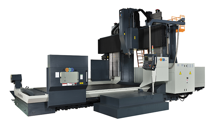 CNC Double Column Machining Center - SCR-H series / SCR-4234H / SCR-5234H / SCR-6234H