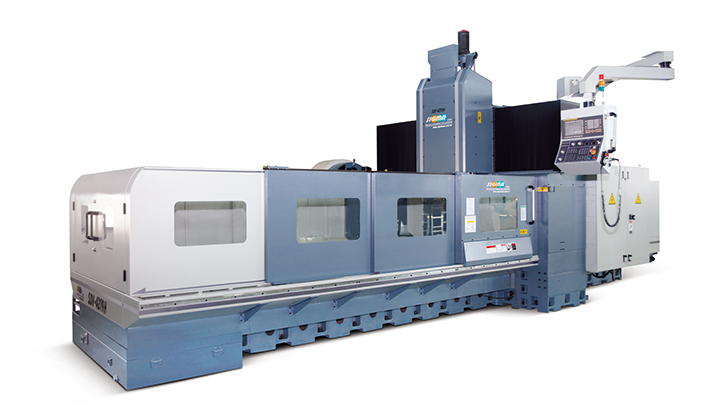CNC Double Column Machining Center - SDV-H series / SDV-2215H / SDV-3215H