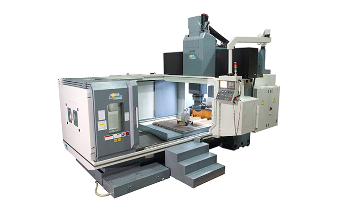 CNC Double Column Machining Center - SDV-HLA series / SDV-2219HLA / SDV-3219HLA / SDV-4219HLA
