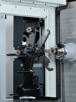 CNC Moving Column Horizontal Machining Center