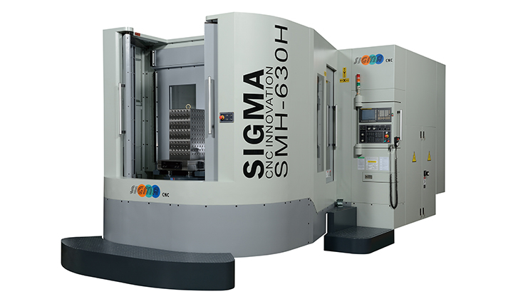 CNC Moving Column Horizontal Machining Center - SMH series / SMH-630H / SMH-800H