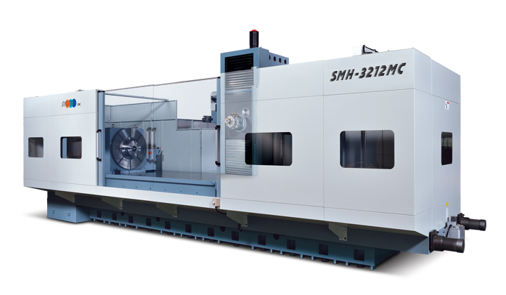 SMH Series CNC High Speed Horizontal Machining Center