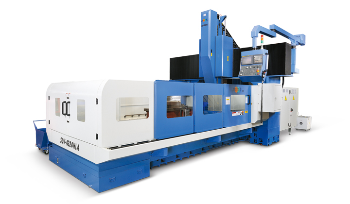 CNC Double Column Machining Center - Special Designs for SIGMA CNC Double Column Machining Center